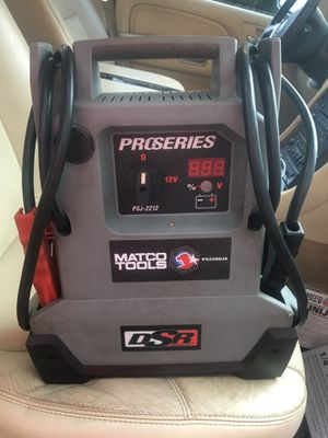 Matco Tools jump Starter / Jump Pack for Sale in Chicago, IL