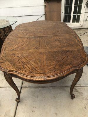 Antique wood table for Sale in Salt Lake City, UT