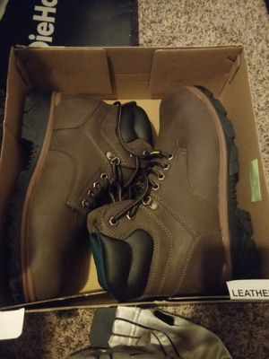 Brand new work boots for Sale in Milwaukee, WI