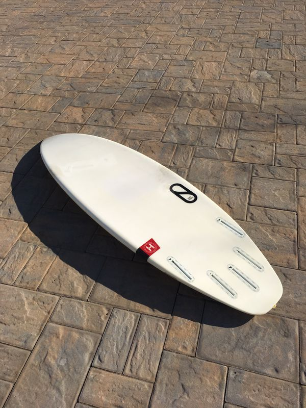 Gamma Helium Surfboard