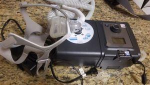 Resmed remstar Aflex cpap oxygen humidifier breathing apnea machine like New 86 hrs for Sale in Brandon, FL