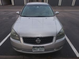 2006 Nissan ultima for Sale in Lakewood, CO