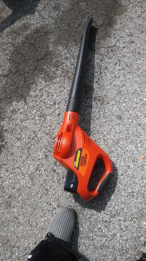 Cordless leaf blower for Sale in York, PA