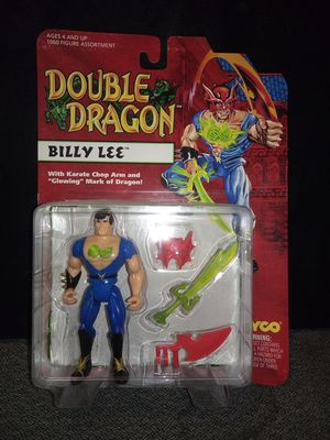 Double Dragon action figure Billy Lee for Sale in North Las Vegas, NV