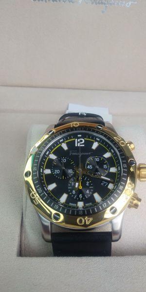 Salvatore ferragamo watch new for Sale in Santa Ana, CA