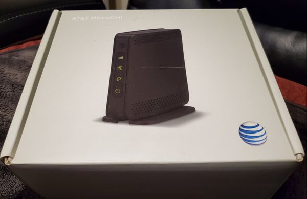 AT&T GSM Cellular Repeater Microcell DPH154, Cisco