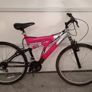 "26"" Full Suspension Mountain Bike for Sale in Dallas, TX"