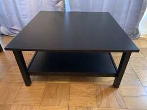 MOVING SALE!! IKEA square coffee table, Originally $50, yours for $25 for Sale in Falls Church, VA