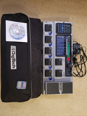Digitech GNX3 Workstation for Sale in HILLTOP MALL, CA