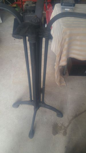 Antique wrought iron base for Sale in North Andover, MA