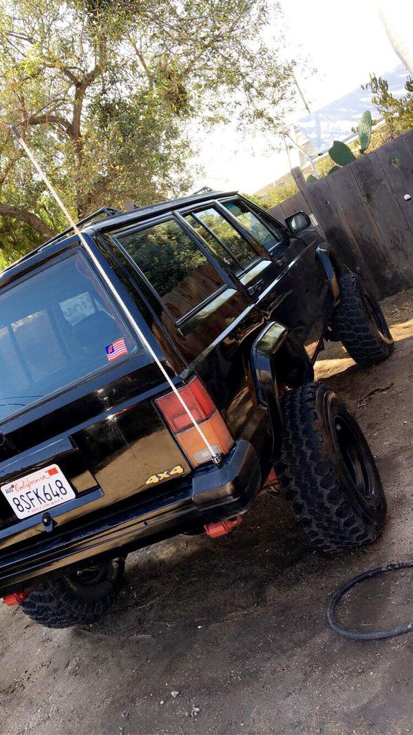1989 jeep xj