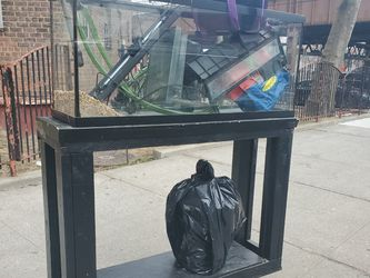 55gl Fish Tank for Sale in New York,  NY