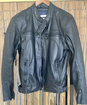 Triumph Motorcycle Leather Jacket for Sale in Huntington Beach, CA