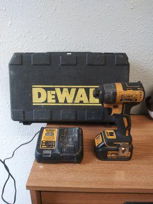 DeWALT DRILL + TOOL BOX for Sale in Houston, TX