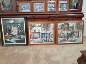 H.Hargove Painting Lot for Sale in Fontana, CA