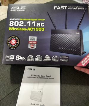 Asus Gigabit Router for Sale in West Valley City, UT