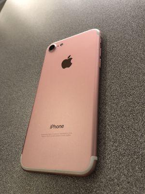 Iphone 7 Rose Gold 128gb Unlocked for Sale in Davie, FL