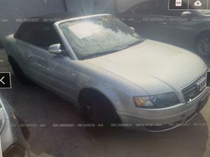 2004 Audi A4 3.0L Convertible Parts for Sale in The Bronx, NY