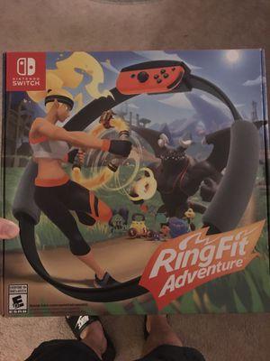 Ring fit adventure for Sale in Ann Arbor, MI