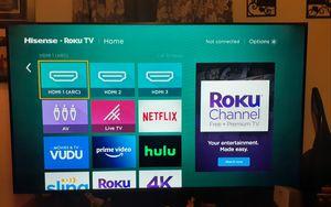 Hisense 75 inch smart tv for Sale in Dinuba, CA
