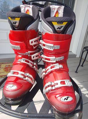 Salamon xscream downhill skis and Nordica Thermo Custom fit boots for Sale in Alden, MI
