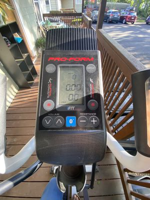ProForm Hybrid Trainer Pro Elliptical -used for Sale in Boston, MA