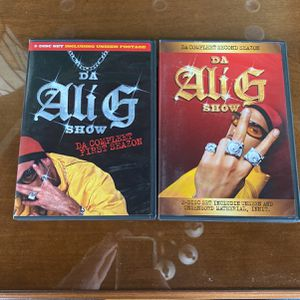 Da Ali G Show Seasons 1&2 for Sale in Naperville, IL