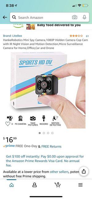 Mini camera for Sale in Naugatuck, CT