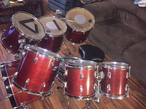 1982 Ludwig Quad-Modular Drum Set for Sale in Chicago, IL