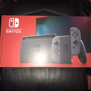 Brand New Nintendo Switch 32GB Console. Available in both colors for Sale in Fresno, CA