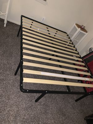 Full size bed frame for Sale in Baltimore, MD