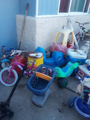 Fee kiddie bike when you buy all bikes for Sale in San Diego, CA