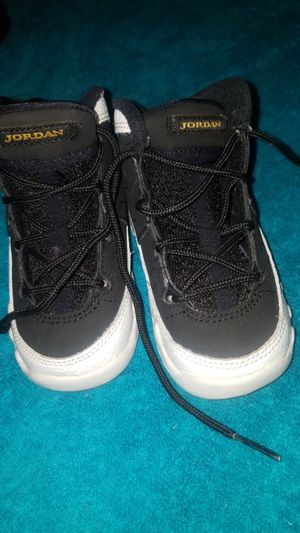 Baby Jordan shoes size 6c for Sale in Kent, WA