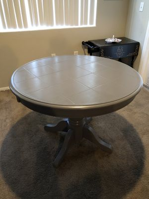 Hand painted and sealed vintage wooden kitchen table for Sale in Henderson, NV