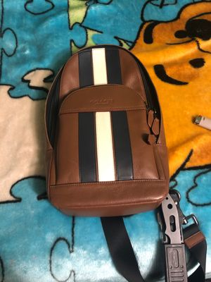 Coach messenger bag for Sale in Beaumont, CA