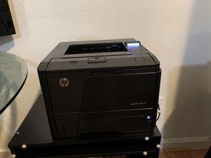 go laser jet printer, $200 obo. New condition... Save $500 for Sale in Washington, DC