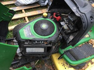 John Deere riding mower/tractor for Sale in Lockhart, FL