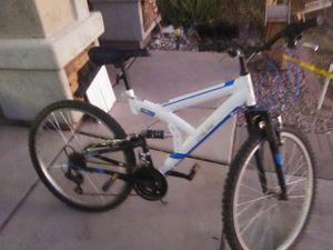 """26"""" full suspension mountain bike for Sale in Glendale, AZ"""