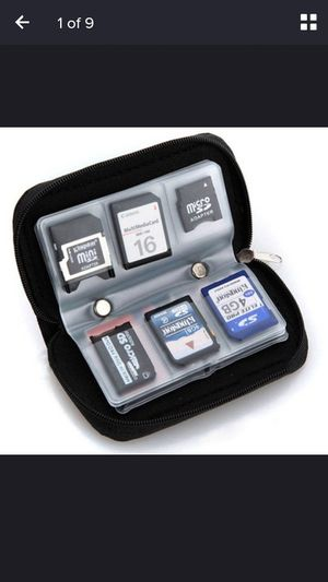 Memory card storage for Sale in Murfreesboro, TN