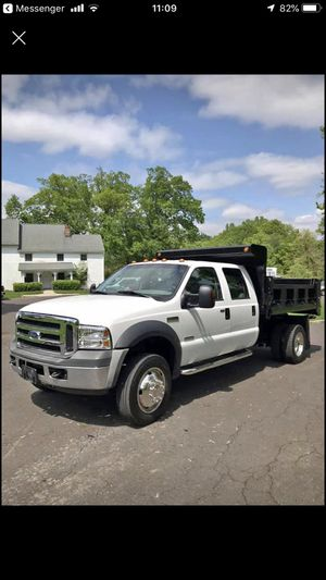 2006 ford f450 dump 6.0 Diesel $21000 for Sale in Eddington, PA