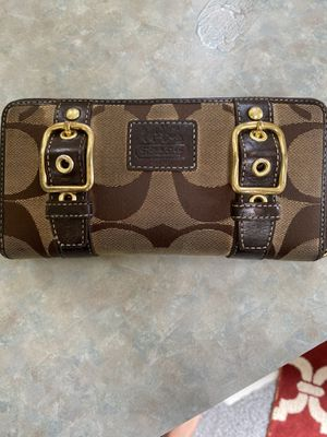Coach wallet for Sale in Troutdale, OR