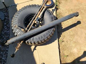 3rd Gen 4Runner Rear Driveshaft for Sale in Santee, CA