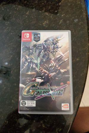Nintendo Switch Gundam Crossrays for Sale in Highland Beach, FL