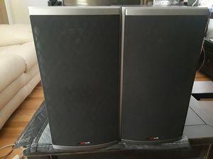 Bookshelf speakers, Polk Audio, model RTi6 for Sale in Tampa, FL