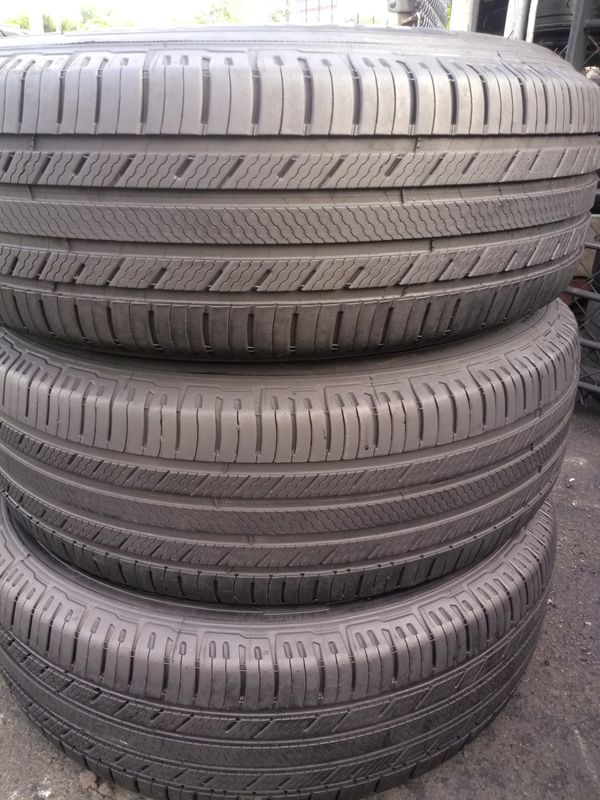 3goog Michelin tires for sale
