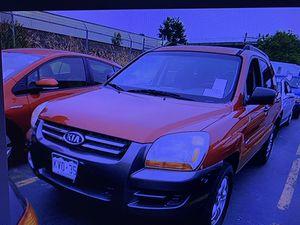 2008 Kia Sportage for Sale in Tacoma, WA