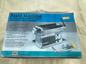 Pasta Machine for Polymer Clay for Sale in Concord, CA