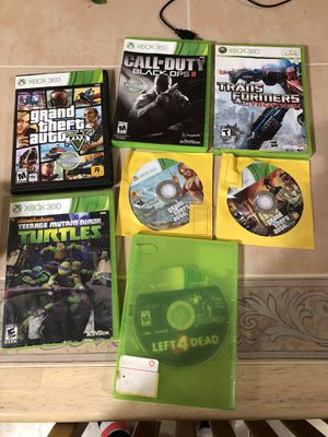 Xbox games for Sale in Glendale, AZ