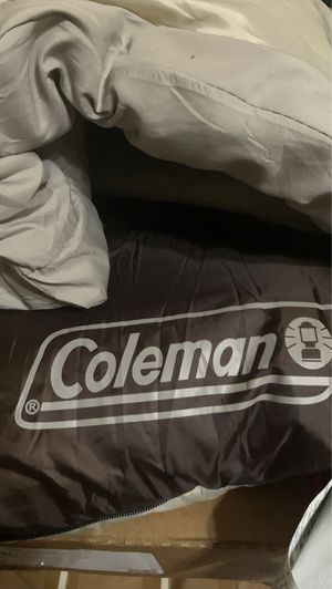 Coleman sleeping bag for Sale in Concord, NC