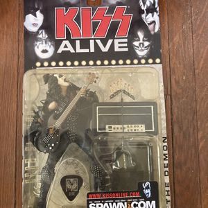 Kiss Action Figures for Sale in Mount Vernon, OH